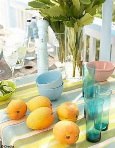 Décoration D Été : vaisselle d t 50 id es pour dresser sa table de vacances elle d coration ~ Melissatoandfro.com Idées de Décoration