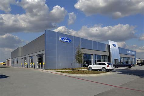 Ford Grapevine by Automotive Ridgemont Commercial Construction