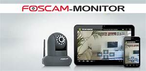 Foscam Monitor  3rd Party App