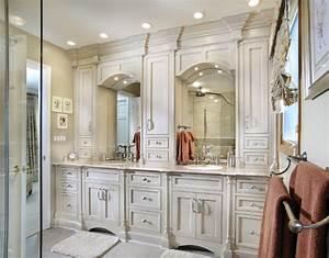 Elegant, Master, -, Traditional, -, Bathroom, -, Miami