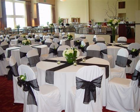 black and white wedding theme black and white wedding