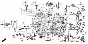 2009 Honda Pilot Engine Diagram