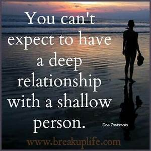 Shallow People Quotes. QuotesGram