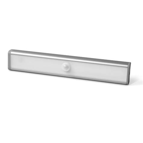 led battery operated cabinet light with pir motion