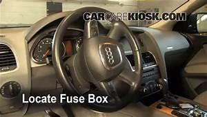 2009 Audi Q7 Fuse Box : 2007 2015 audi q7 interior fuse check 2009 audi q7 ~ A.2002-acura-tl-radio.info Haus und Dekorationen