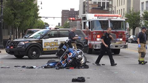 Motorcyclist Hurt in Accident Last Thursday Dies at ...