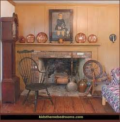 Period Homes And Interiors Magazine Decorating Theme Bedrooms Maries Manor Primitive Americana Decorating Style Folk