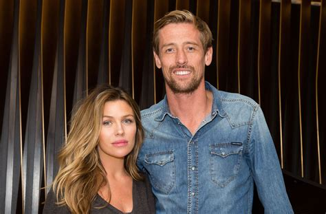 abbey clancy  peter crouch expecting fourth child
