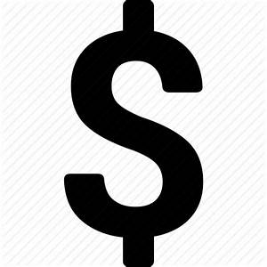 Image Gallery money dollar sign icon