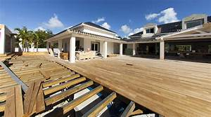 Terrasse Bois Sur Terre : pose d une terrasse en bois sur terre expanded installer ~ Dailycaller-alerts.com Idées de Décoration