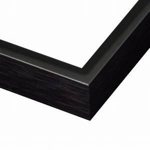 Metal Picture Frame Custom Discounted Black Aluminum