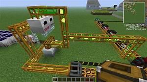 Minecraft RedPower 2 UPDATE Sorting System Tutorial