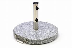 Balkonböden Aus Kunststoff : sonnenschirmst nder 25kg granit edelstahl rund 50cm ~ Michelbontemps.com Haus und Dekorationen