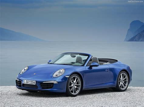 Porsche 911 Carrera 4S Cabriolet Reviewed   Pursuitist