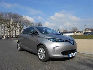 Renault Zoe Batterie : renault zoe une autonomie de 320 km pour le mondial de ~ Kayakingforconservation.com Haus und Dekorationen