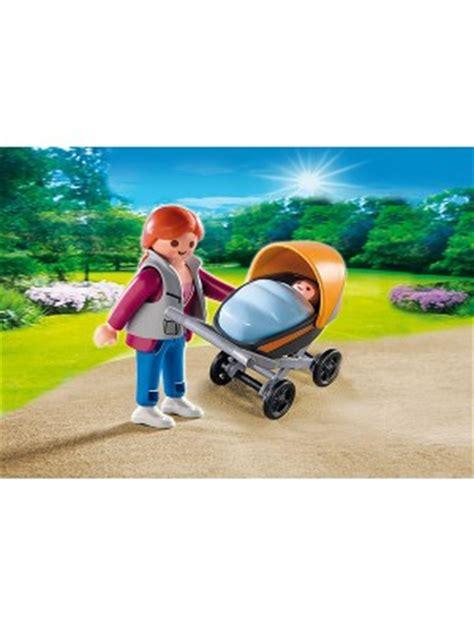 playmobil special figurine mother  pram