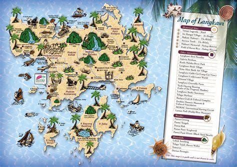 langkawi islands tourist  malaysia travel
