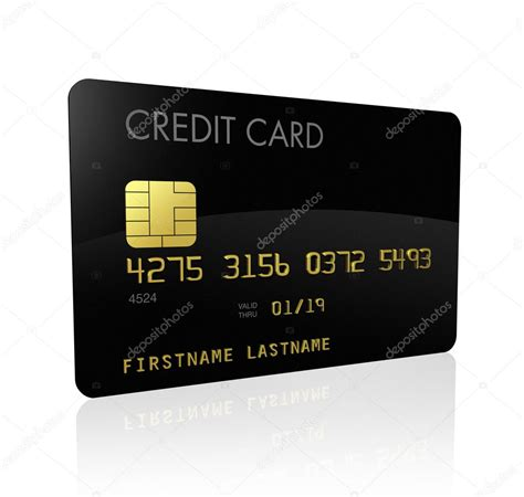 black credit card stock photo  daboost