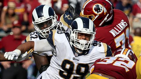 aaron donald     field   rams