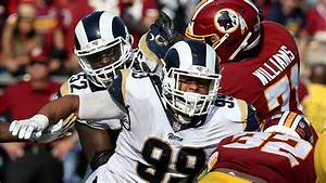 Aaron Donald Is Back On The Field For The Rams But Has