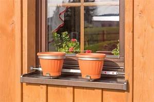 Fensterbank Halterung Heizkörper : blumentopf halter sturmsicher vario fix solo vfso 90 iii ~ Michelbontemps.com Haus und Dekorationen