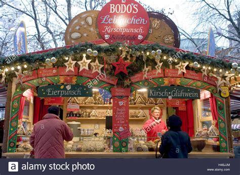 christmas fair booth stock  christmas fair booth