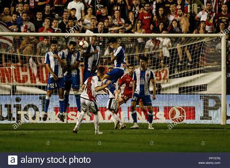 Campo de Fútbol de Vallecas, Madrid, España. 28 Sep, 2018 ...