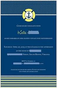 nautical baby shower on pinterest nautical baby showers With vistaprint nautical wedding invitations