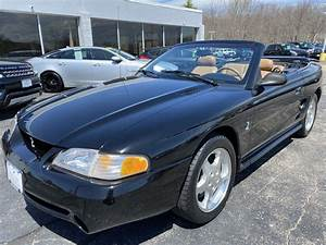 Used 1995 FORD MUSTANG COBRA COBRA SVT For Sale ($15,500) | Executive Auto Sales Stock #2197