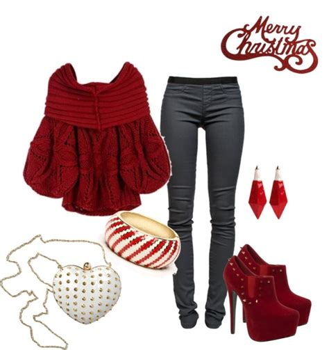 Christmas Party Outfit Ideas Polyvore