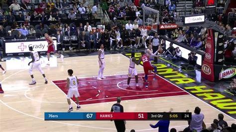 Atlanta hawks philadelphia 76ers playoffs. 3rd Quarter, One Box Video: Atlanta Hawks vs. Philadelphia ...