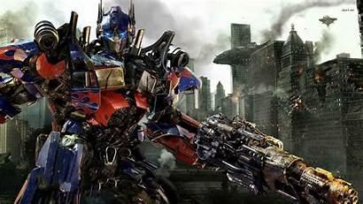 Transformers Optimus Prime 1080p Shooting