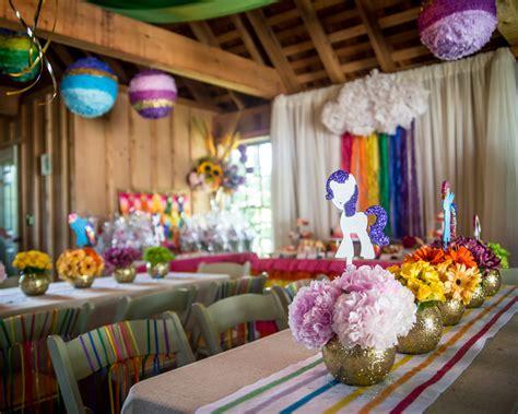 pony themed party