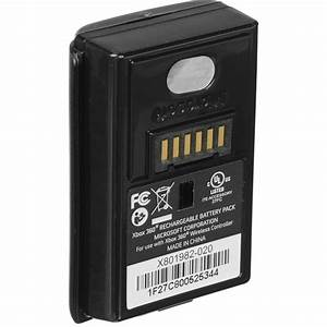 Microsoft Xbox 360 Rechargeable Battery 2 Pack B4U 00039 BH