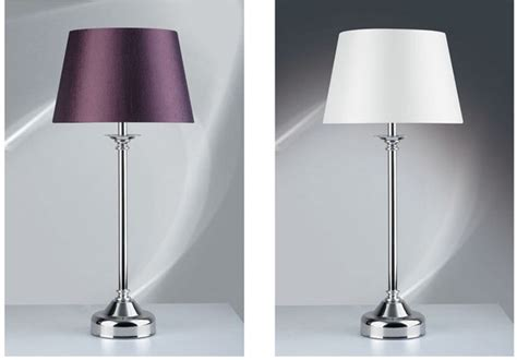 Bedside Table Lamps In Diferrent Styles » Inoutinterior