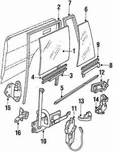 1987 Land Rover Range Rover Handle  Inside  Obsolete