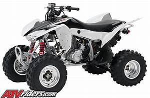 2008 Honda Trx400ex Sport Atv Model Information