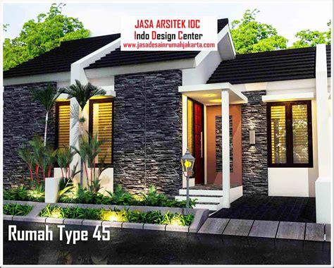 desain rumah type  arsip jasa desain rumah jakarta