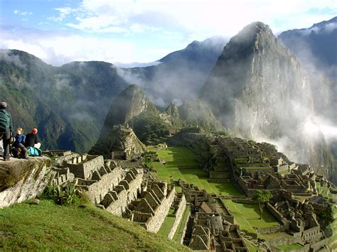 Machu Picchu World Historical Place To Visit World For