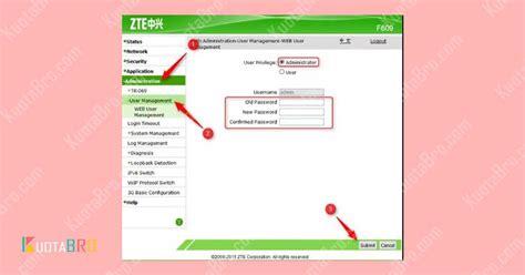 Telkomsel melakukan ini bukan hanya sekedar iseng, namun mereka menjaga semua. Cara Setting Modem Indihome ZTE F609 Manual