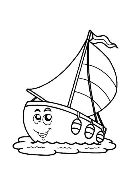 Tekne Boyama by Gemi Boyama Sayfası Okul 246 Ncesitr Preschool Kindergarten
