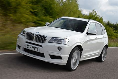 Alpina Xd3 Biturbo Review Pictures  Auto Express