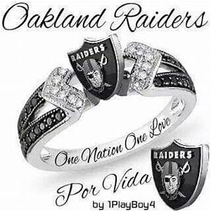 462 best images about raiders fan 4life on pinterest With derek carr wedding ring