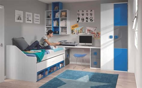 bureau pour ado gar輟n décoration chambre ado moderne en quelques bonnes idées