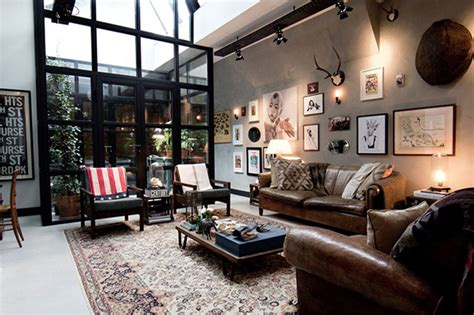 amsterdam architect crafts his eclectic home within a