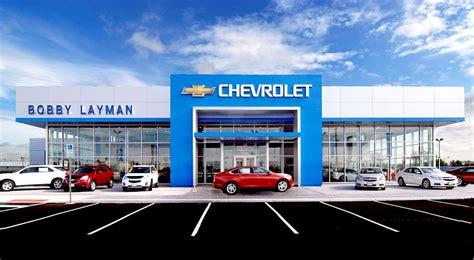 Bobby Layman Chevrolet  Renier Construction