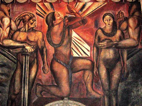 Jose Clemente Orozco Murals file orozco mural omniciencia 1925 azulejos jpg