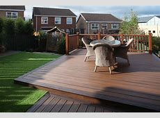 Trex Transcend Spiced Rum 25 x 140mm Deck Board Grooved