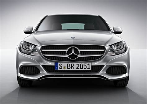Die Neue Cklasse In Der Serienausstattung Mercedesbenz