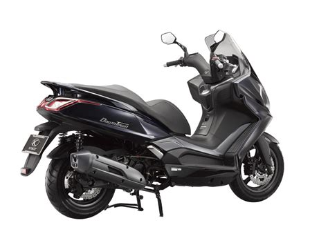 Downtown 250i Image by Emos Launches New Kymco Downtown 250i From Rm22 790